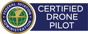 Federal Aviation Administration Certified Drone Pilot