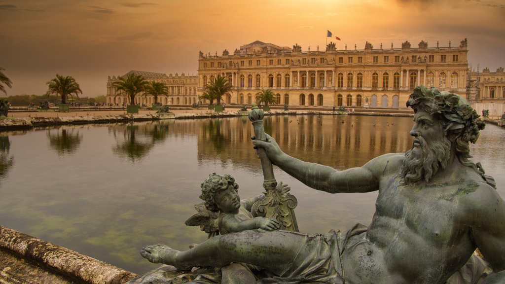 The Palace of Versailles Photography by Media Furrate
